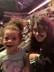 Mitchell attended Peppa Pig Live! Peppa Pigs Adventure - Presented by the HEB Center at Cedar Park on Oct 25th 2019 via VetTix