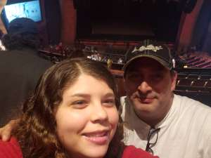 Robin attended So You Think You Can Dance Live! 2019 on Oct 20th 2019 via VetTix