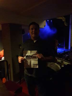 Gary attended Toto 40 Trips Around the Sun on Oct 20th 2019 via VetTix