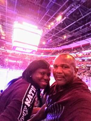 Derrick attended Florida Panthers vs. Colorado Avalanche - NHL on Oct 18th 2019 via VetTix