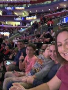 Mandy attended Florida Panthers vs. Pittsburgh Penguins - NHL on Oct 22nd 2019 via VetTix