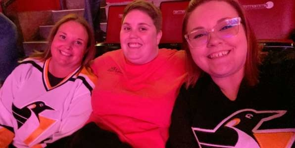 Lyndsey attended Florida Panthers vs. Pittsburgh Penguins - NHL on Oct 22nd 2019 via VetTix