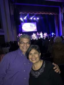 ricardo attended Colombian Salsa Kings - Grupo Niche on Oct 18th 2019 via VetTix