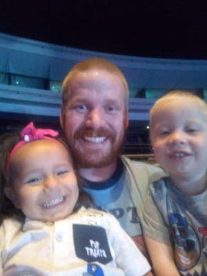 andrew attended Nick Jr. Live! Move to the Music on Oct 19th 2019 via VetTix