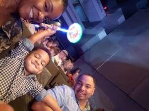 LAKISHA attended Nick Jr. Live! Move to the Music on Oct 19th 2019 via VetTix