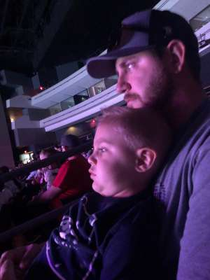 Sara attended Nick Jr. Live! Move to the Music on Oct 19th 2019 via VetTix