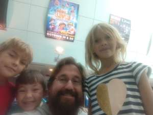 Isaac attended Nick Jr. Live! Move to the Music on Oct 19th 2019 via VetTix