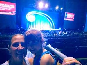 Jennifer attended Nick Jr. Live! Move to the Music on Oct 19th 2019 via VetTix