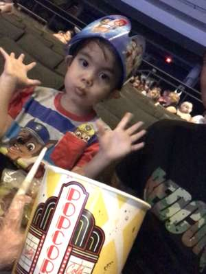 Jonathan Jay attended Nick Jr. Live! Move to the Music on Oct 19th 2019 via VetTix