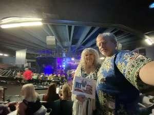 Deborah attended A Night With Janis Joplin - Celebrity Theater on Oct 19th 2019 via VetTix