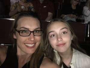 Jennifer  attended A Night With Janis Joplin - Celebrity Theater on Oct 19th 2019 via VetTix