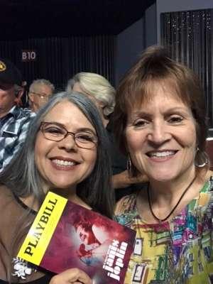 Lizbeth attended A Night With Janis Joplin - Celebrity Theater on Oct 19th 2019 via VetTix