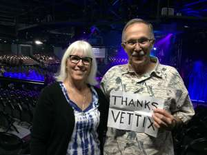 Nick  C attended A Night With Janis Joplin - Celebrity Theater on Oct 19th 2019 via VetTix