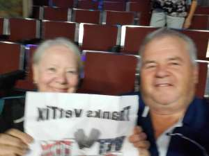 Elmer attended A Night With Janis Joplin - Celebrity Theater on Oct 19th 2019 via VetTix