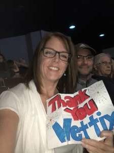 Kari attended A Night With Janis Joplin - Celebrity Theater on Oct 19th 2019 via VetTix