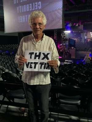 Dan attended A Night With Janis Joplin - Celebrity Theater on Oct 19th 2019 via VetTix