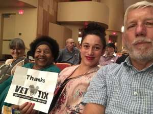 Stephen attended The Phoenix Symphony Presents Beethoven and Saint-saens - Friday on Oct 18th 2019 via VetTix