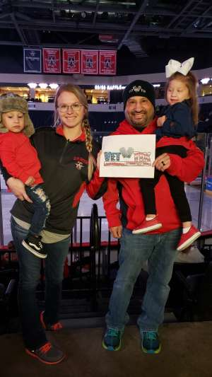 Click To Read More Feedback from Allen Americans vs. Utah Grizzlies - ECHL