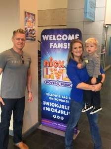 Matthew attended Nick Jr. Live! Move to the Music - Presented by Vstar Entertainment on Nov 2nd 2019 via VetTix