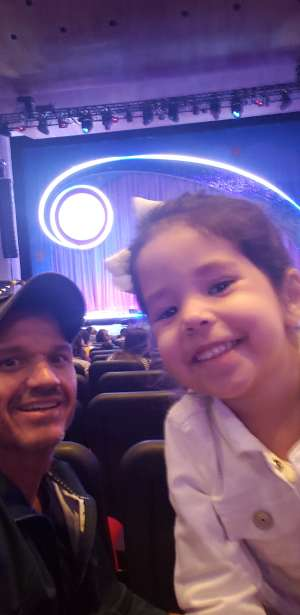 Alfonso attended Nick Jr. Live! Move to the Music - Presented by Vstar Entertainment on Nov 2nd 2019 via VetTix