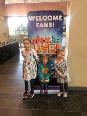 Edward attended Nick Jr. Live! Move to the Music - Presented by Vstar Entertainment on Nov 2nd 2019 via VetTix
