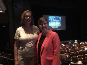 HG attended The Washington Ballet Presents Nextsteps - Sunday Matinee on Oct 27th 2019 via VetTix