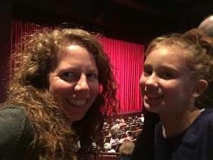 Christy attended The Washington Ballet Presents Nextsteps - Sunday Matinee on Oct 27th 2019 via VetTix