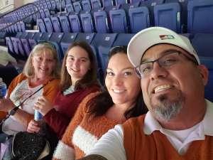 JOE attended 2019 Valero Alamo Bowl: Utah Utes vs. Texas Longhorns on Dec 31st 2019 via VetTix