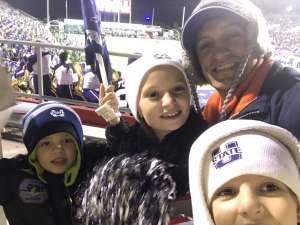 Eric attended 2019 Valero Alamo Bowl: Utah Utes vs. Texas Longhorns on Dec 31st 2019 via VetTix