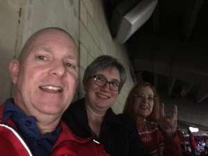 Jerry attended 2019 Valero Alamo Bowl: Utah Utes vs. Texas Longhorns on Dec 31st 2019 via VetTix