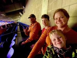 Jill attended 2019 Valero Alamo Bowl: Utah Utes vs. Texas Longhorns on Dec 31st 2019 via VetTix