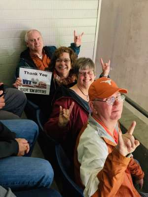Gary attended 2019 Valero Alamo Bowl: Utah Utes vs. Texas Longhorns on Dec 31st 2019 via VetTix