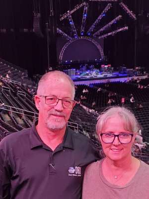 Paul attended Lynyrd Skynyrd With Special Guest Bad Company on Oct 18th 2019 via VetTix
