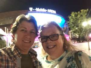 Niki attended Lynyrd Skynyrd With Special Guest Bad Company on Oct 18th 2019 via VetTix