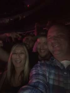 Arthur attended Lynyrd Skynyrd With Special Guest Bad Company on Oct 18th 2019 via VetTix