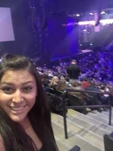Danielle attended Sara Bareilles: Amidst the Chaos Tour 2019 on Oct 18th 2019 via VetTix