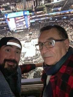 MICHAEL attended San Antonio Spurs vs. Brooklyn Nets - NBA on Dec 19th 2019 via VetTix