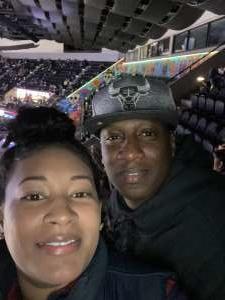 Dwayne attended San Antonio Spurs vs. Brooklyn Nets - NBA on Dec 19th 2019 via VetTix