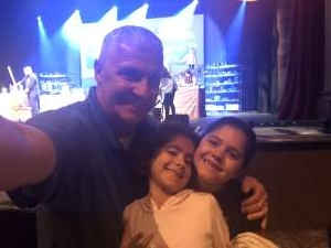 jason attended Masterchef Junior Live! on Oct 21st 2019 via VetTix