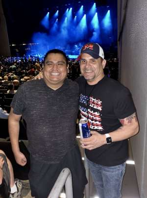 Richard J. attended Bush & +live+ - the Altimate Tour on Oct 21st 2019 via VetTix