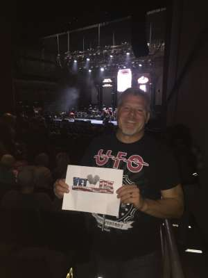 Armyeric attended Bush & +live+ - the Altimate Tour on Oct 21st 2019 via VetTix