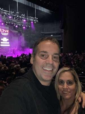 Eric attended Bush & +live+ - the Altimate Tour on Oct 21st 2019 via VetTix