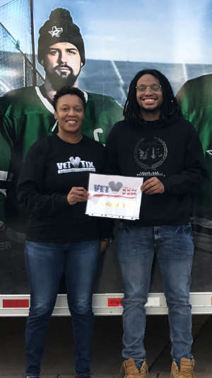 Shelley attended Dallas Stars vs. Ottawa Senators - NHL on Oct 21st 2019 via VetTix