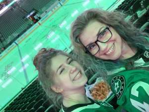 Kathryn attended Dallas Stars vs. Ottawa Senators - NHL on Oct 21st 2019 via VetTix