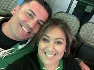 Nicholas attended Dallas Stars vs. Ottawa Senators - NHL on Oct 21st 2019 via VetTix