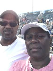 Simira attended Tulane Green Wave vs. University of Central Florida Knights - NCAA Football on Nov 23rd 2019 via VetTix