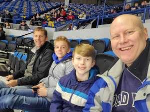 Jamie attended Rockford Icehogs vs. Grand Rapids Griffins - AHL on Feb 18th 2020 via VetTix