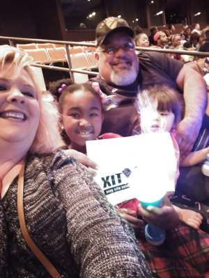 VICENTE attended Nick Jr. Live! Move to the Music - Presented by Vstar Entertainment on Dec 1st 2019 via VetTix