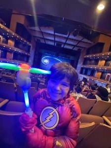 Stephanie attended Nick Jr. Live! Move to the Music - Presented by Vstar Entertainment on Dec 1st 2019 via VetTix