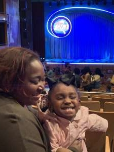 Brian attended Nick Jr. Live! Move to the Music - Presented by Vstar Entertainment on Dec 1st 2019 via VetTix